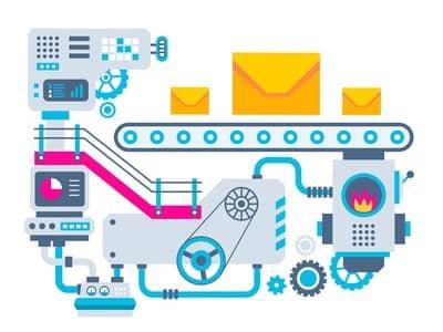 Blog header image for CRM Marketing Automation to Streamline Lead Management