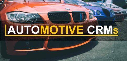 Blog header image for Best CRM for Car Dealerships