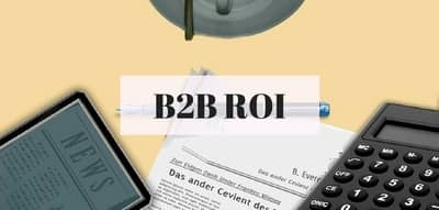 Blog header image for Three 3-Letter Mantras to Generate More B2B Leads From Your Blog