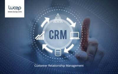 Blog header image for What is CRM, and What is a CRM?