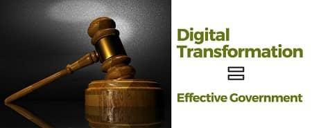 Blog header image for Digital Transformation in Government Best Practices