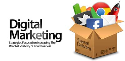 Blog header image for Is a Digital Marketing Team Necessary For my Business