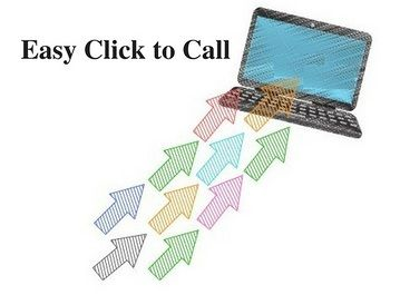 Blog header image for Easy Click to Call and More Tools to Build Website Traffic