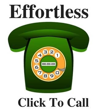 Blog header image for Effortless Click to Call Improves Customer Satisfaction, Conversion Rate and Analytics