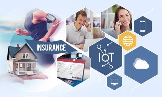 Blog header image for Is Insurance Now a Thing on the IoT?