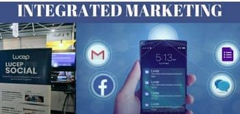 Blog header image for What is Integrated Marketing