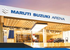 Blog header image for Maruti Suzuki Dealerships in India