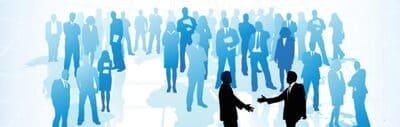 Blog header image for Top 5 Tips For Sales Conferences