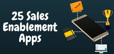 Blog header image for 25 Sales Enablement Apps That Will Skyrocket Your Sales