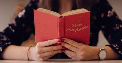Blog header image for 5 Killer Tools to Develop Your Sales Playbook