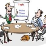 Blog header image for Best Practices for Motivating Your Sales Team