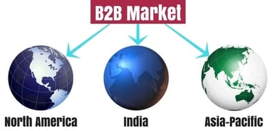Blog header image for Want to break into a specific B2B market? Here's how…
