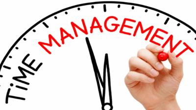 Blog header image for Time Management in Sales