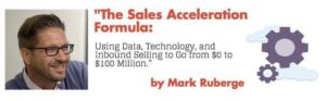 sales prospecting guide by mark ruberge