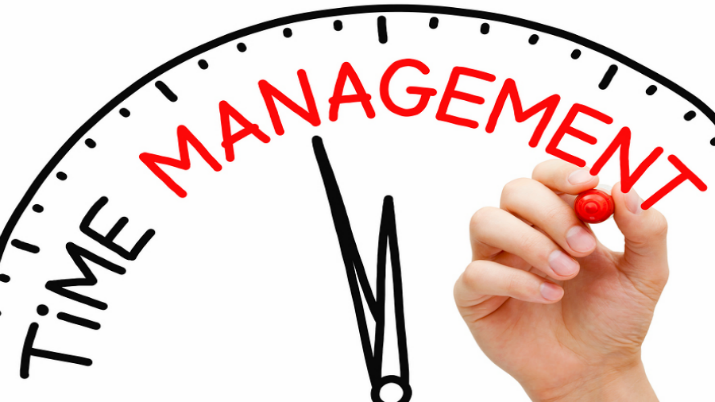 time management in sales