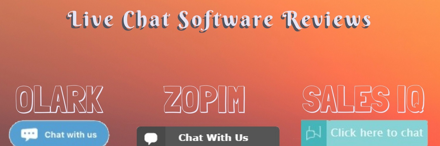 live chat software reviews