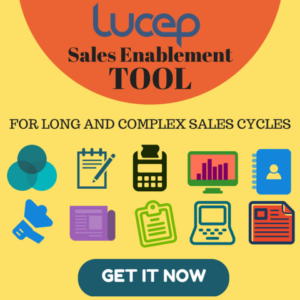 Lucep sales enablement software