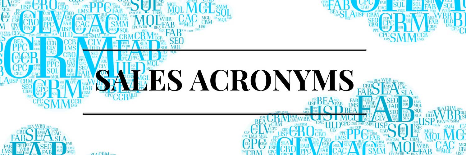 Lucep sales acronyms