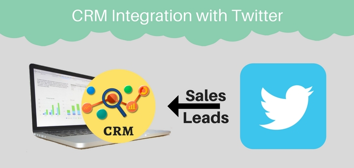 CRM Twitter integration