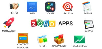 Zoho CRM Apps integration