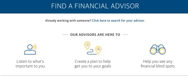 Find A Financial Advisor insurance agent