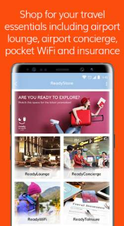 axa insurance as a service api sats ready to travel app