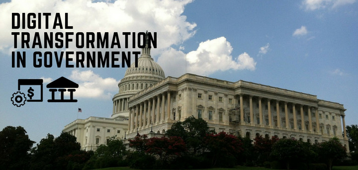 digital transformation in government