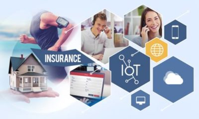 insurtech trends iot ai and insurance as a service