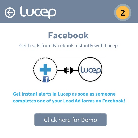 facebook lead ads lucep
