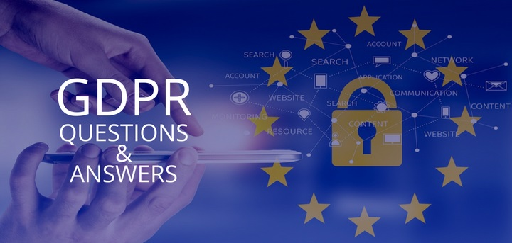 gdpr questions and answers