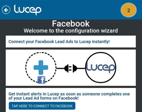 lucep facebook lead ads