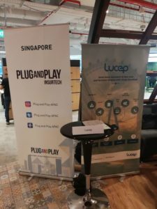 lucep plug and play insurtech