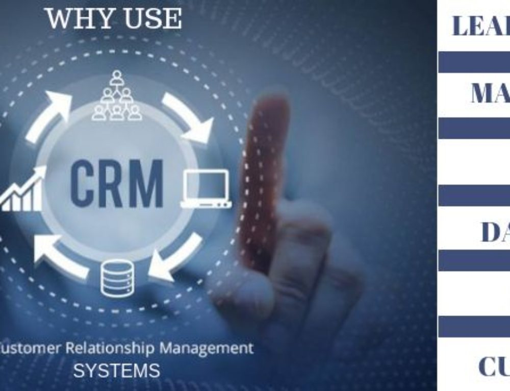 Why use CRM systems? Hidden benefits of CRM digital transformation